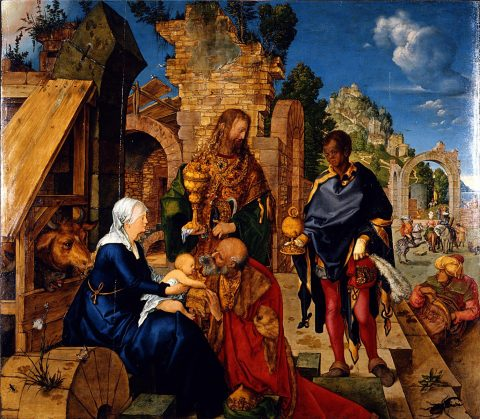 Advent, Christmas & Epiphany