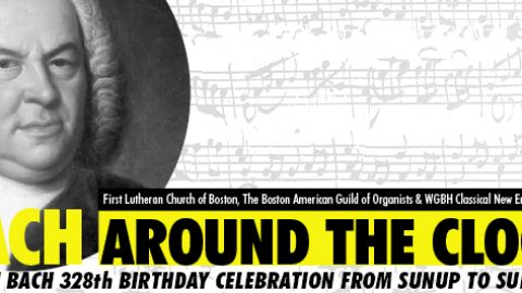 Bach Birthday 328 – Now with Updated Schedule and Program!