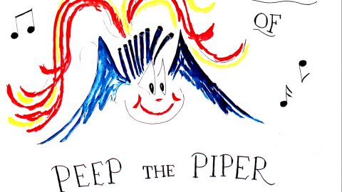 Calling kids of all ages…Peep the Piper Visits Boston!
