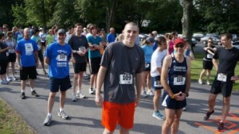 Feed the Need 5K Race at St. Luke's in Dedham