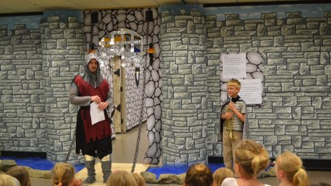 Vacation Bible School Wraps Up, Thanks to all who Made a Mighty Effort