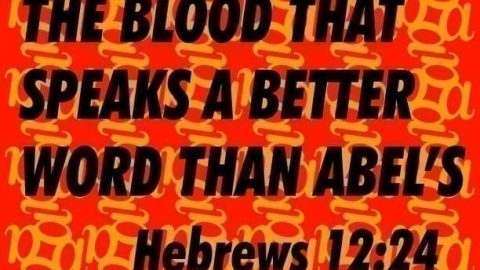 Sermon Audio: The Blood that Speaks a Better Word than Abel's