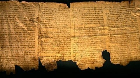 Dead Sea Scrolls Exhibit free to College Students