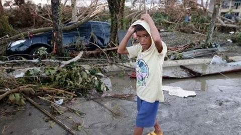 You Can Help LCMS in Ongoing Typhoon Relief Efforts