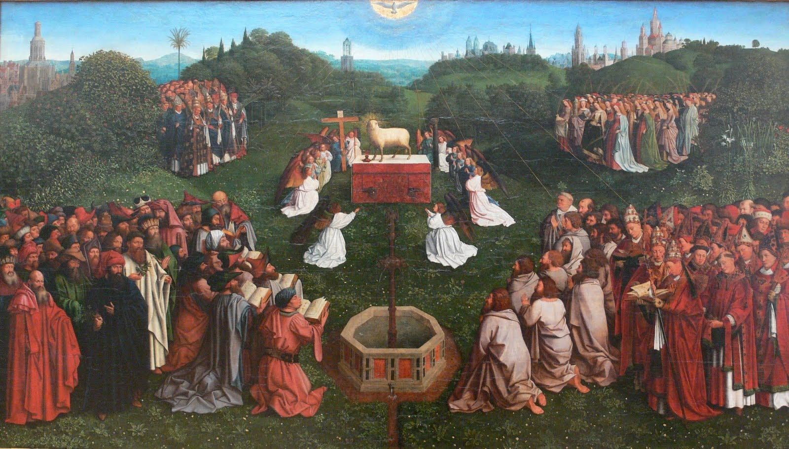 Image result for baptism communion painting