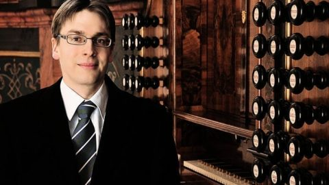 Philip Christ Organ Concert Friday