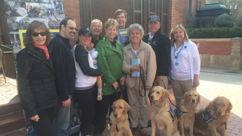 Urgent Appeal to Bring LCC Comfort Dogs to Earthquake Victims in Napa Valley Area