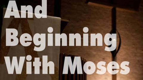 SermonAudio; And Beginning With Moses