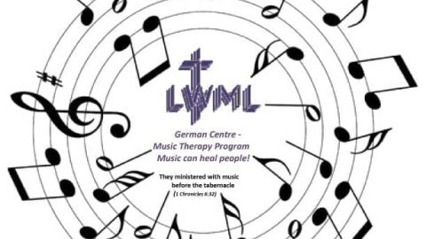 Music Therapy Speaker at LWML Gathering