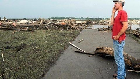 Nebraska Tornado Relief Effort