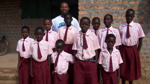 Support for Lutheran School in South Sudan Continues