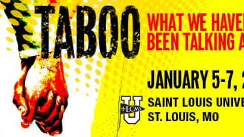 Taboo: LCMS Campus Ministry Conference
