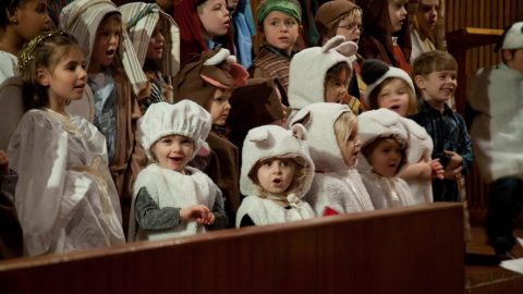 Christmas Pageant Notes for Families