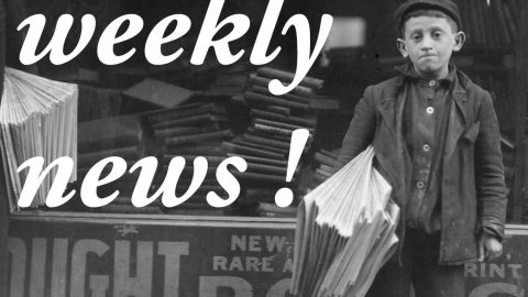 Weekly Announcements – Week of November 30, 2014