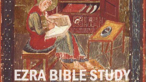 Ezra Bible Study Underway on Sunday Mornings