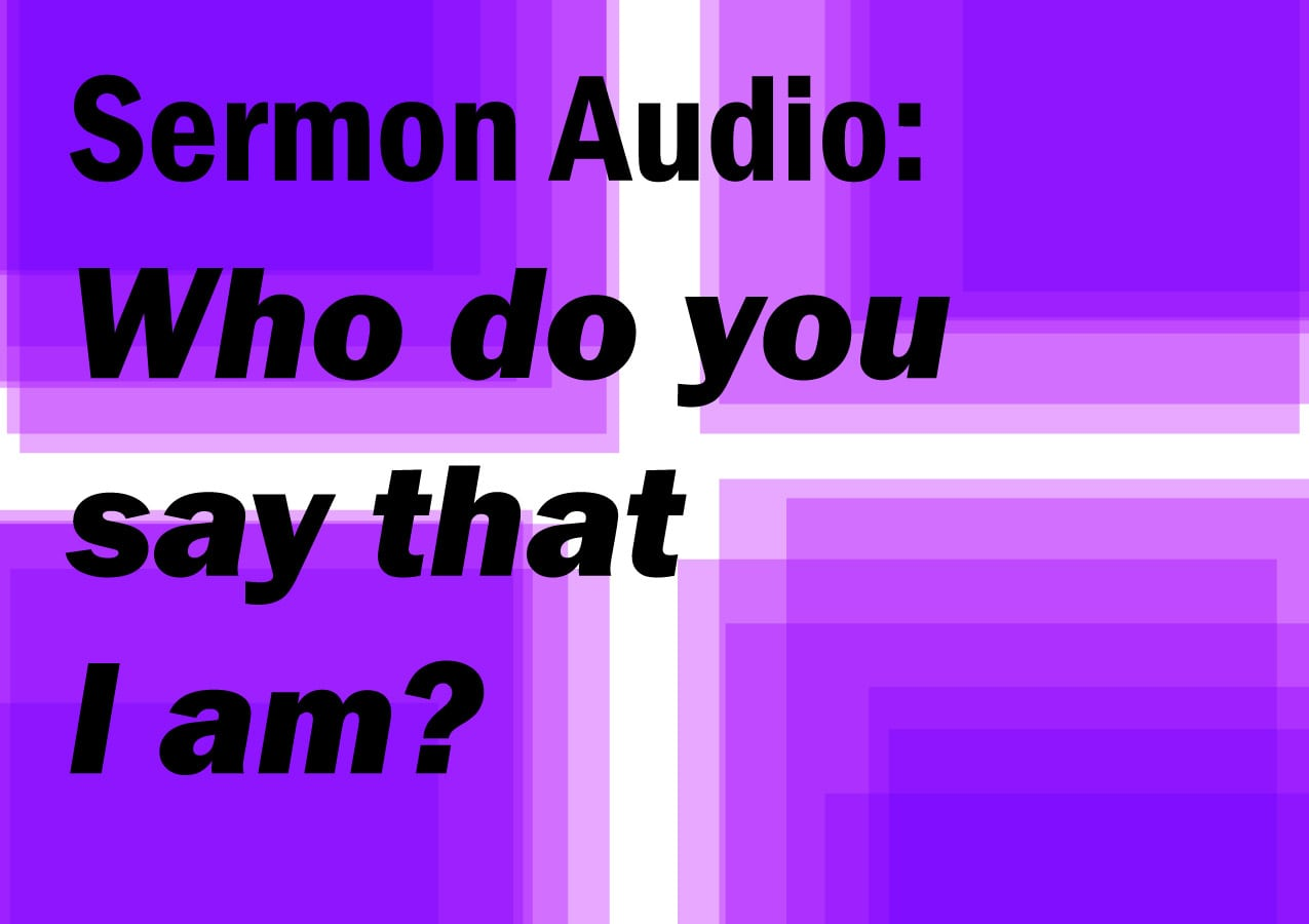 """Sermon Text """"You shall be called by a new name"""" – The First Lutheran"""