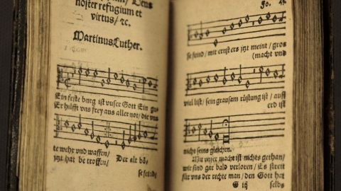 Music In the Lutheran Tradition
