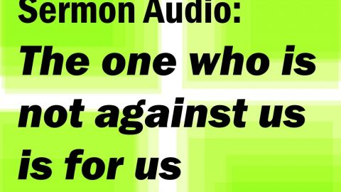 Sermon Audio: