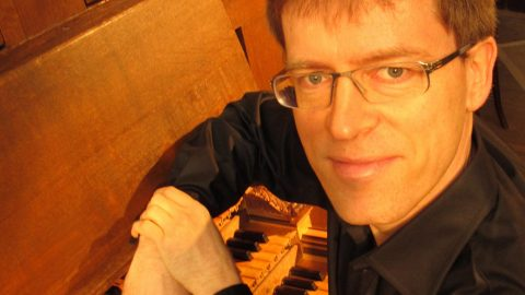 Thiemo Janssen, Organist from Norden, Germany visits Boston on October 21st