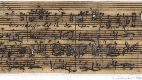 October Bach Vespers Program Notes