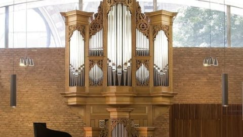 Boston Bach International Organ Competition