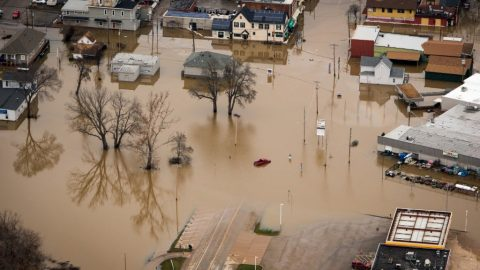 An urgent call to help those affected by flooding and tornados