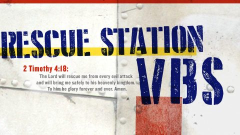 Jesus Rescues Us: Vacation Bible School 2016