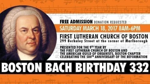 Bach Birthday is Back!