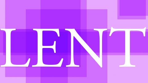 Lent and Easter At First Lutheran Church 2017