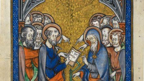 Worksheet for the Apostles' and Nicene Creeds