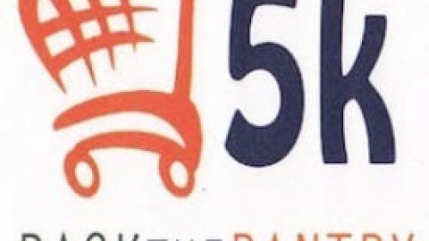 2017 Pack the Pantry 5K Race at St. Luke's Dedham