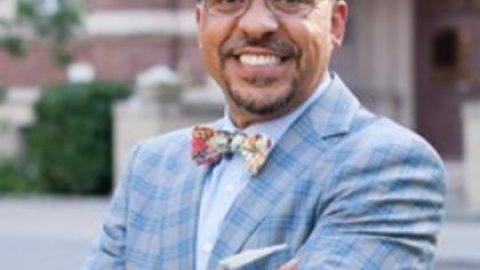 Guest Preacher spotlight: Rev. Dr. Nunes
