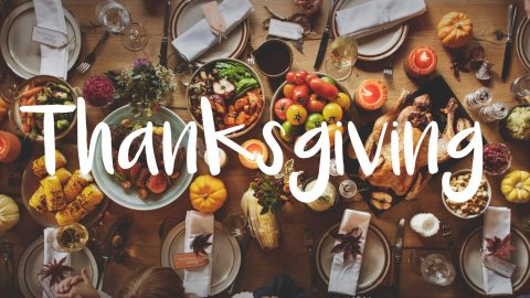 Thanksgiving Meal and Music Nov. 24