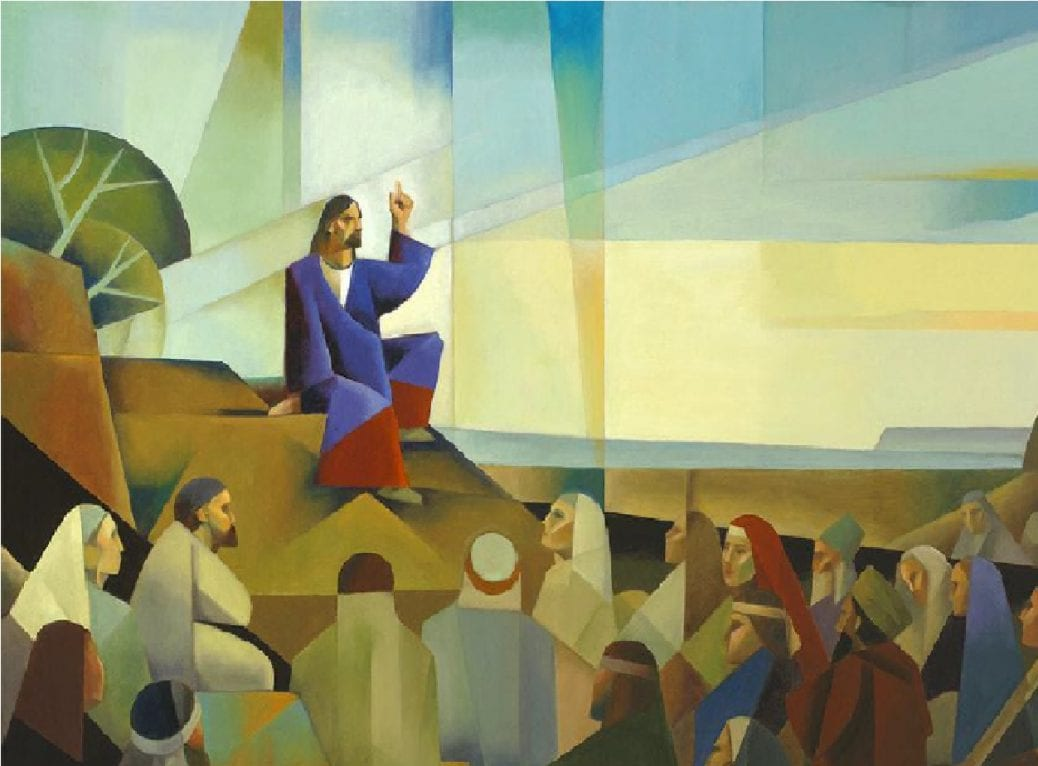Sermon: Sixth Sunday after Trinity, 7/28/19 – The First Lutheran