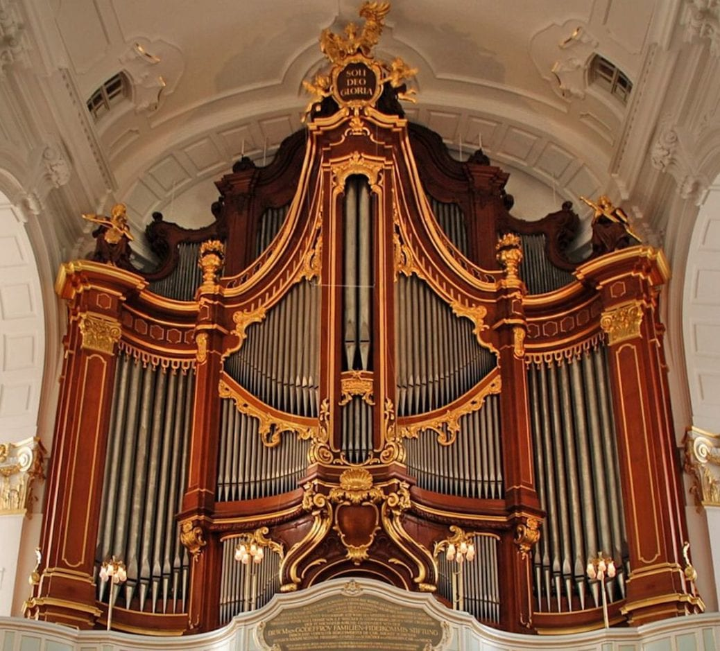 A North German Organ Vespers – The First Lutheran Church of Boston